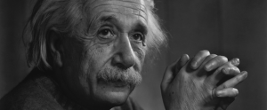 Albert Einstein - creative commons