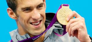 Michael Phelps - creative commons